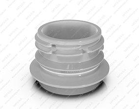 Neck for bottles - PCO - 1881 3D