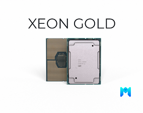 intel XEON gold cpu game asset low-poly