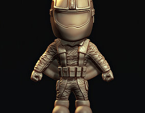 SOLDIER Battlefield 2042 3D print model