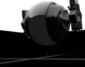 sci 3D model Drone