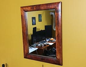 3D printable model Mirror Frame CNC