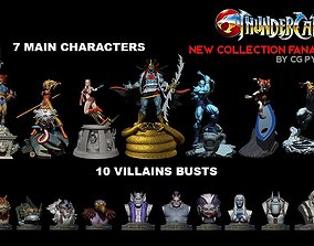Thundercats Collection STL for 3D printing