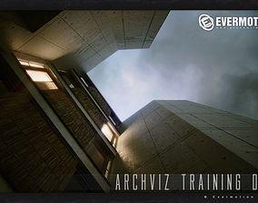 The Archviz Training DVD 3D model
