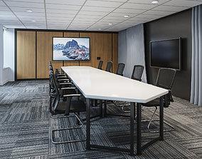 Super Hub Office Vol14 3D asset
