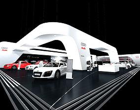 3D business Audi Auto Show