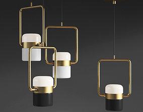 Ling P1 H Seeddesign Gold 3D