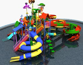 Water Park 3D play