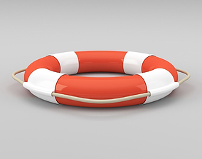 Lifebuoy Model floater
