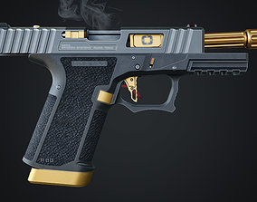 Glock Custom Shadow System Corps 3D