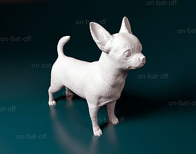3D printable model Chihuahua dog