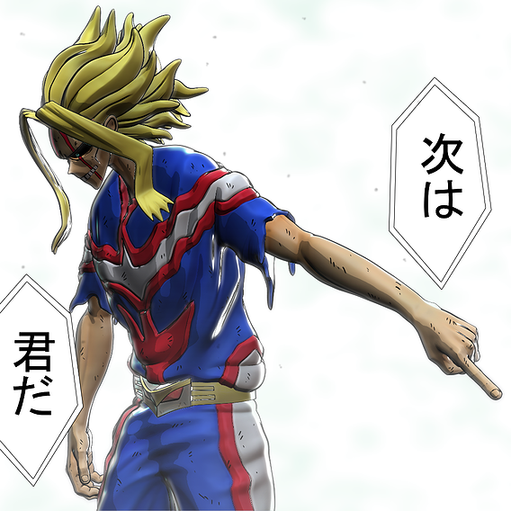 All Might Fan Art - My Hero Academia