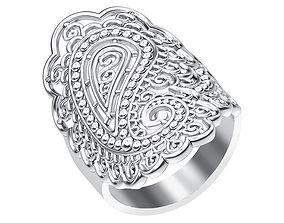 Ring 020 patterns 3D printable model