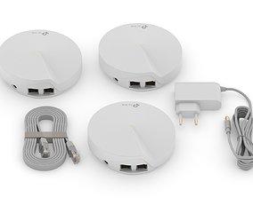 TP-Link Deco Mesh WiFi System Deco M5 3D