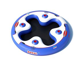 Inflatable Water Tube 3D
