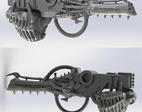 Revised GENE CORRUPTED ARMOR BEARER 3D print model 2