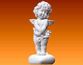 Angel of Cherub 3D printable model baby