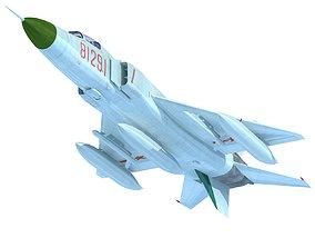 3D model Leopard JH-8 JH-8A JH8 JH8A JH 8 8A FBC-1