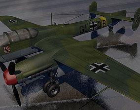 Arado Ar-240 A-02 3D