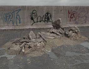 rubble 049 am165 3D