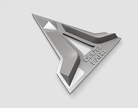 Same-Deutz Fahr-Logo 3D printable model