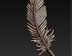 3D printable model Feather
