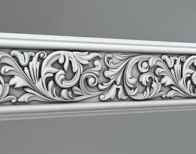 3D model Molding and ornament 29
