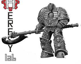 Heresylab Helios Guard HL142 3D print model