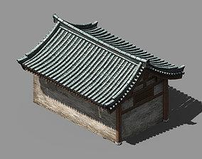 3D model Changxinfang-Bodyguard Company Residence 02