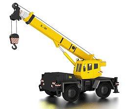 Crane 3D asset realtime industrial
