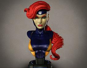 Campbells Jean Grey Bust 3D printable model