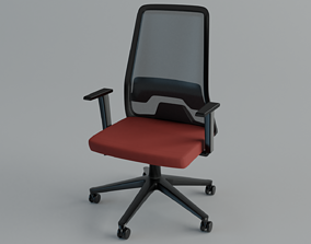 3D asset chair Every