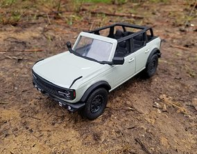 Ford Bronco 2021 Body For Print