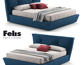3D model Bed Felis Chris
