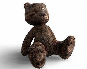 3D asset Bear bur