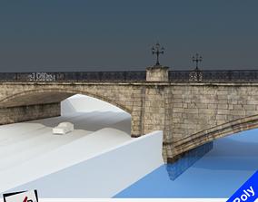 3D model Bridge Meidan