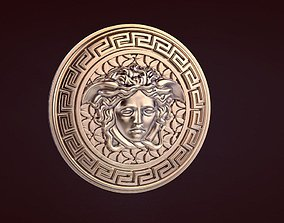 fashion-and-beauty Versace 3D print model