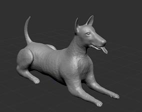 3D printable model Happy Dog Jack