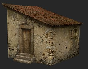 3D asset realtime Part of a house