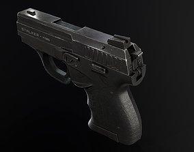 3D model Flare Gun Stalker 906