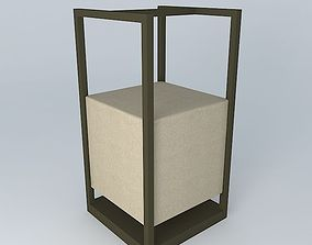 3D model Portable LED Lamp