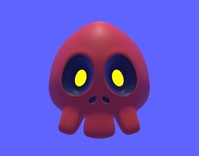 ToonSkull 3D model
