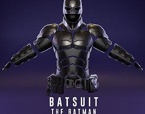 The Batman 2021 - Batsuit - Robert 3D print model 1