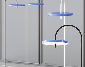 Lampatron Touch - Floor Lamp 3D model