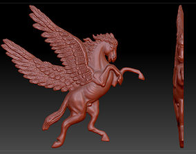 animal Pegasus 3D printable model