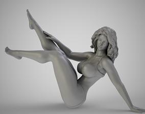 Beautiful Legs 3D print model