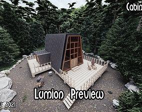 Cabin Alt 4 3D
