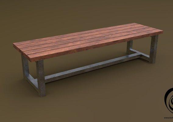 Bench 03 R