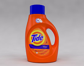 3D model Tide Detergent Bottle