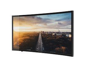 SAMSUNG 40K6300 CURVED FULL HD SMART TV DARK TITAN 3D