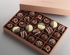 miscellaneous 3D Chocolate box